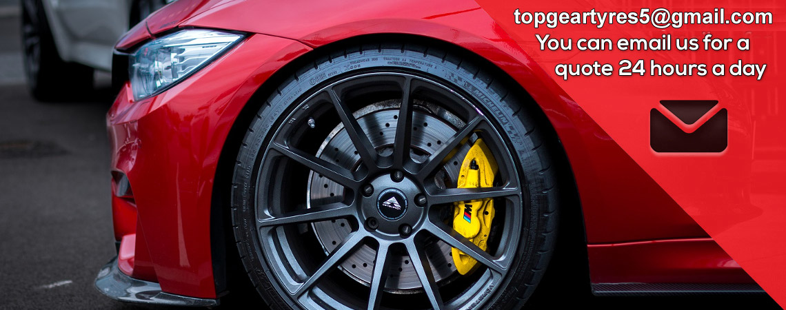 Winter Tyres in Northwich