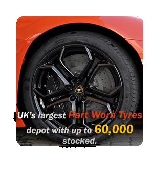 Part Worn Tyres Northwich